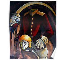 The Headless Horseman Poster