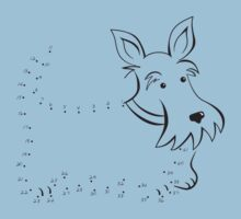 Dot to Dog – Scottie One Piece - Short Sleeve