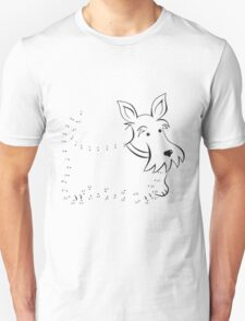 Dot to Dog – Scottie Unisex T-Shirt