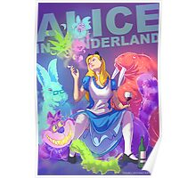 Alice Badass Poster