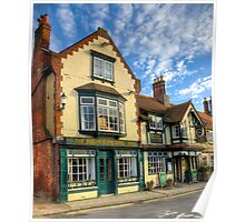 The Bugle Coaching Inn Poster