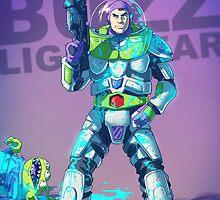 Buzz Badass by tohad