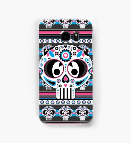 Mexican 'Day of the Dead' Skull Samsung Galaxy Case/Skin