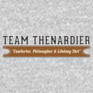 Team Thenardier by Harry James Grout