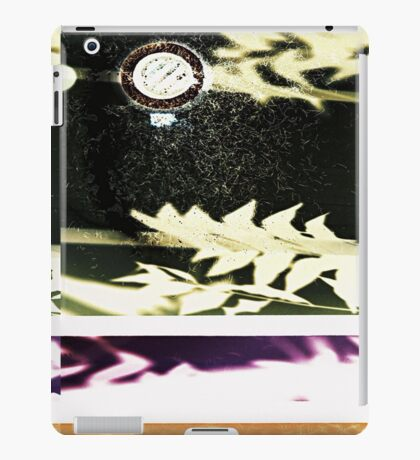 Drain Nature iPad Case/Skin