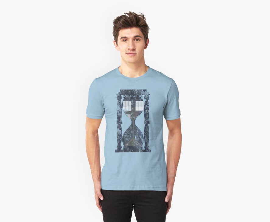 The Tardis Time Lord Timer by somethingdiffer