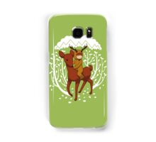 Deer Rider Samsung Galaxy Case/Skin