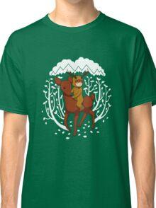 Deer Rider Classic T-Shirt