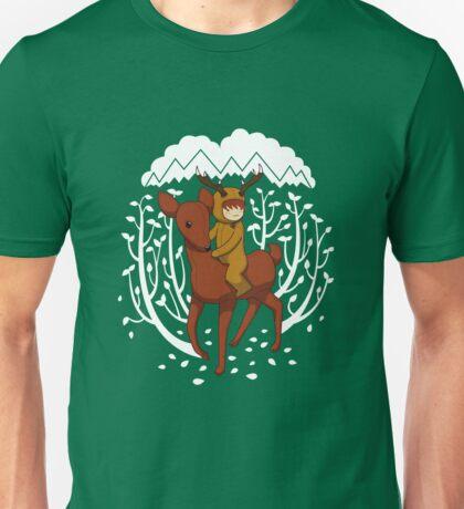 Deer Rider Unisex T-Shirt