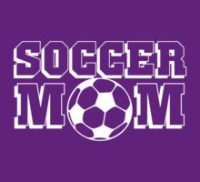 Soccer Mom by shakeoutfitters