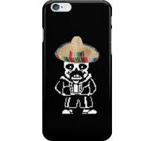 Sans Sombrero iPhone Case/Skin
