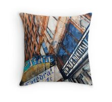 Catedral De La Fe Throw Pillow