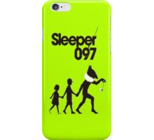 Sleeper (Hypno) 097 Pokemon Case iPhone Case/Skin