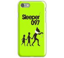 Sleeper (Hypno) 097 Pokemon Case iPhone Case/Skin