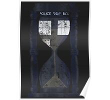 The Tardis Time Lord Timer Poster