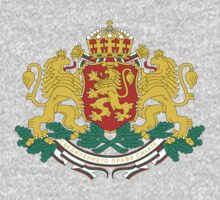 Coat of Arms of Bulgaria by cadellin