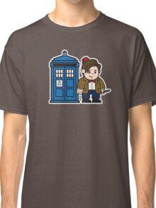 Mitesized 11th Doctor Classic T-Shirt