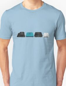 Year of the SEGA Console - Hardware Lineup T-Shirt