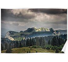 Nature panorama Poster