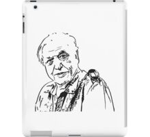 David Attenborough's Bug iPad Case/Skin