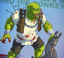 Shrek Badass by tohad