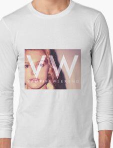 Vampire Weekend // Contra Long Sleeve T-Shirt