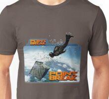 sky diving point break 2015 movie Unisex T-Shirt