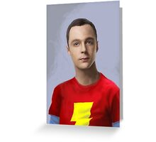 Sheldon Greeting Card