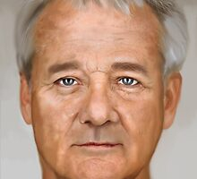 Bill Murray by morlock