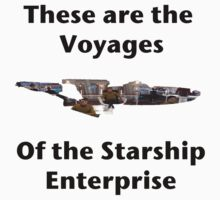 These are the Voyages by Carterjf