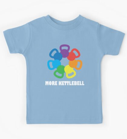 More Kettlebell For Crossfit Kids Tee