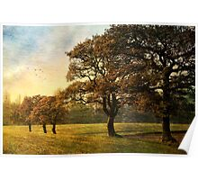 Five Trees Poster