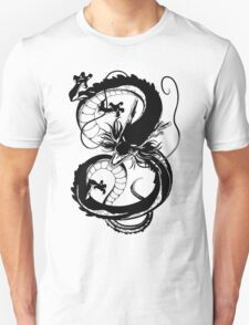 Black Dragon (1 color) T-Shirt