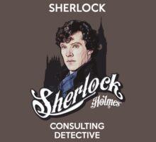Sherlock by satansbrand