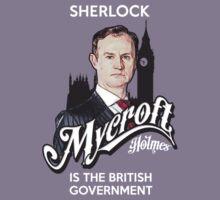 Mycroft by satansbrand