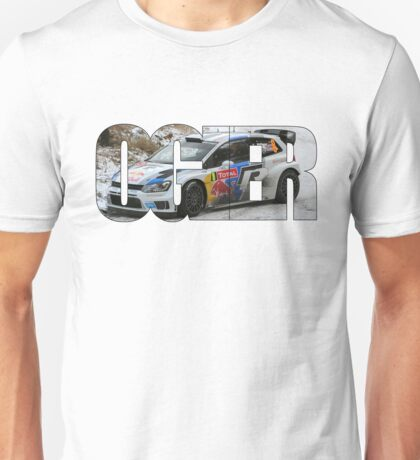 Sébastien Ogier - World Champion Unisex T-Shirt