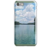 A Day at Lake Alatoona iPhone Case/Skin