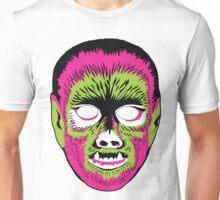 Werewolf Mask Unisex T-Shirt