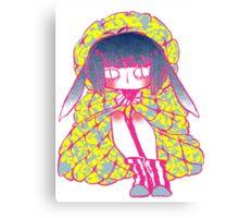 Princess Jellyfish Canvas Print