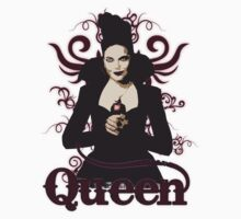 Queen ( Once Upon A Time ) by AutumnIsComing