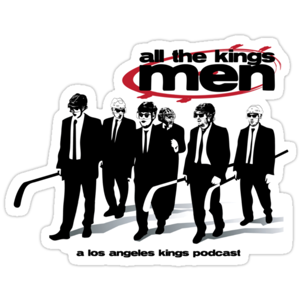 All The Kings Men Podcast Logo by theroyalhalf