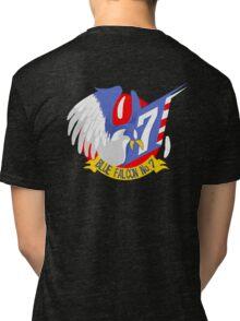 Blue Falcon Tee Tri-blend T-Shirt