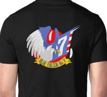 Blue Falcon Tee Unisex T-Shirt