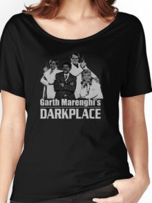 Garth Marenghi's Darkplace Women's Relaxed Fit T-Shirt
