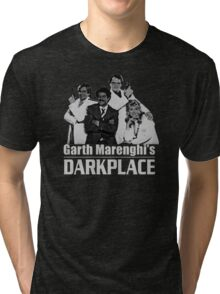 Garth Marenghi's Darkplace Tri-blend T-Shirt