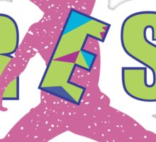 Bel air 5s shirt-Jordan V shirt Fresh prince jumpman Sticker