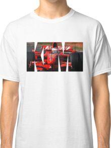 Kimi Räikkönen - World Champion Classic T-Shirt