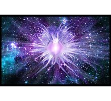 Cosmic Heart of the Universe Photographic Print
