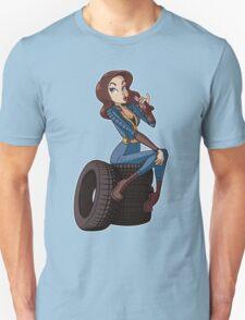 Nuka Cola Vault Girl T-Shirt