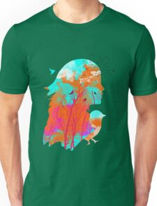 Autumn Nightfall Unisex T-Shirt